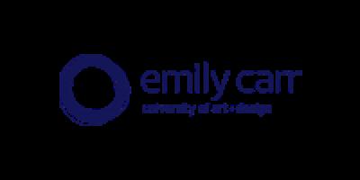 Poster for emily carr university of art + design